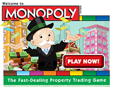 Monopoly Marketing Graphics