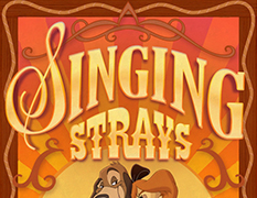 Singing Strays (Fox and the Hound 2), graphic design and colors by Steve Galgas